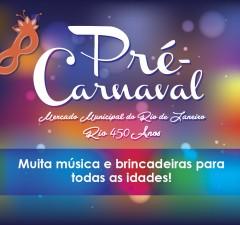 pre carnaval cadeg